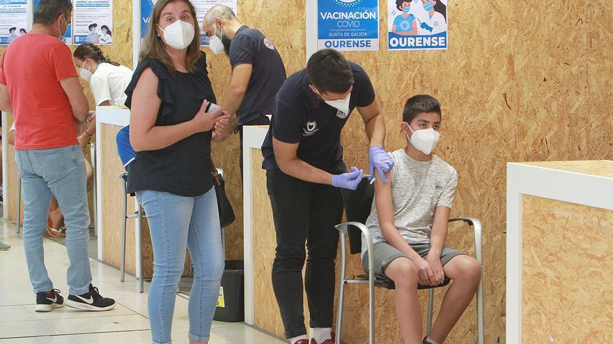 Galicia afianza el control de la quinta ola pandémica