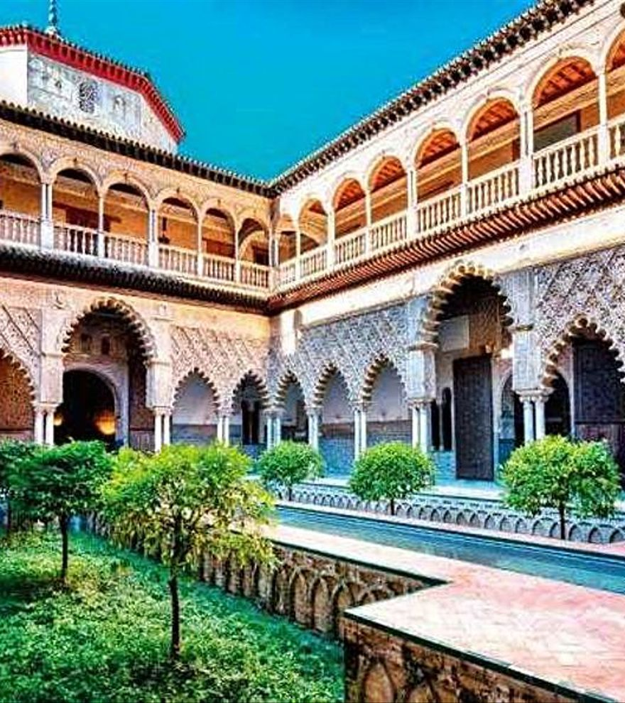 Real Alcázar de Sevilla, un palacio real
