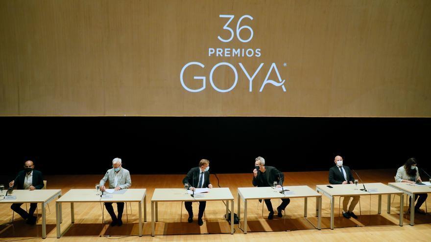 Los Goya 2022 tendrán varios presentadores y volverán a contar con público