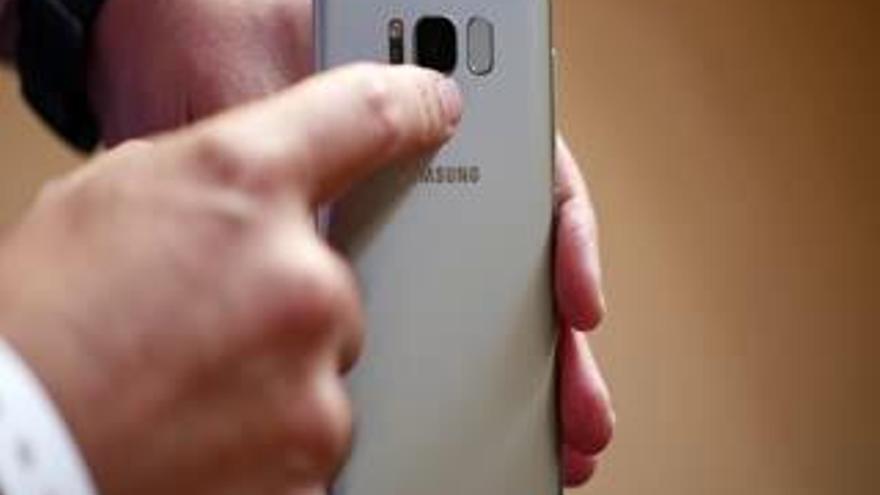 Primer contacto con el Samsung Galaxy S8