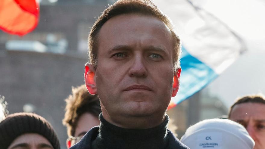 La UE sanciona el cercle proper a Putin per l'enverinament de Navalni