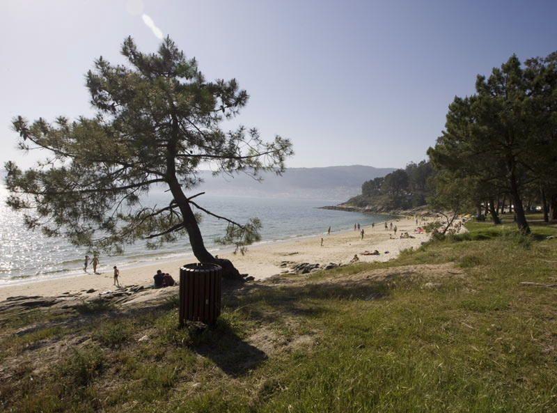 Playa de Cabeceira (Poio)