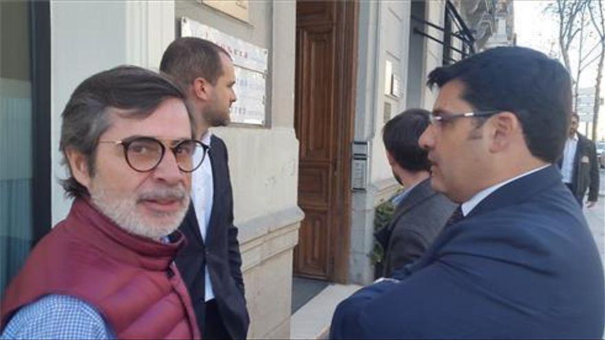 El Juzgado de Instrucción número 8 toma declaración a Carlos González y a Jesús León