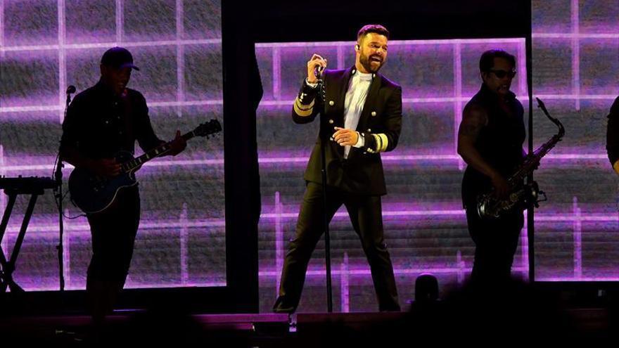 Ricky Martin promete un espectáculo lleno de ritmo y sensualidad en Córdoba