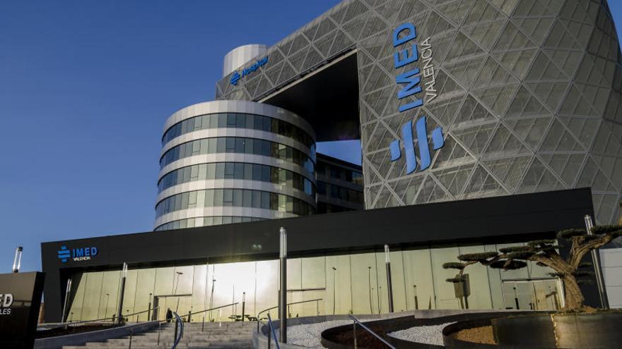 El Hospital IMED València aumenta su actividad un 250 % con 555.293 asistencias