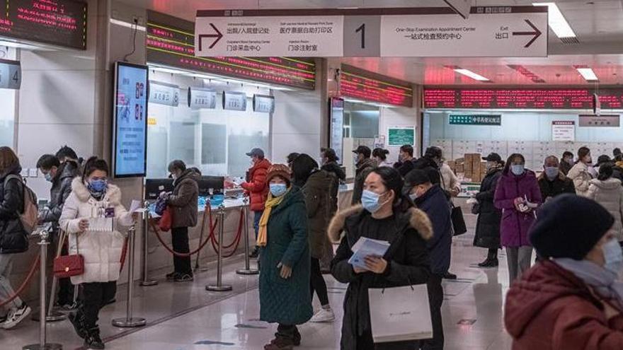Los rebrotes del noreste de China sitúan los nuevos casos a niveles de marzo