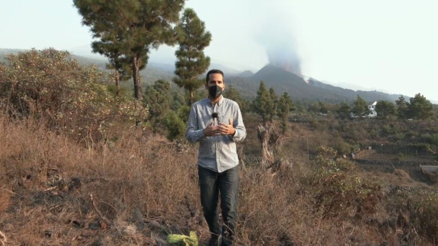 'Después del volcán' y las secuelas de la erupción de La Palma, en 'Fuera de Plano'