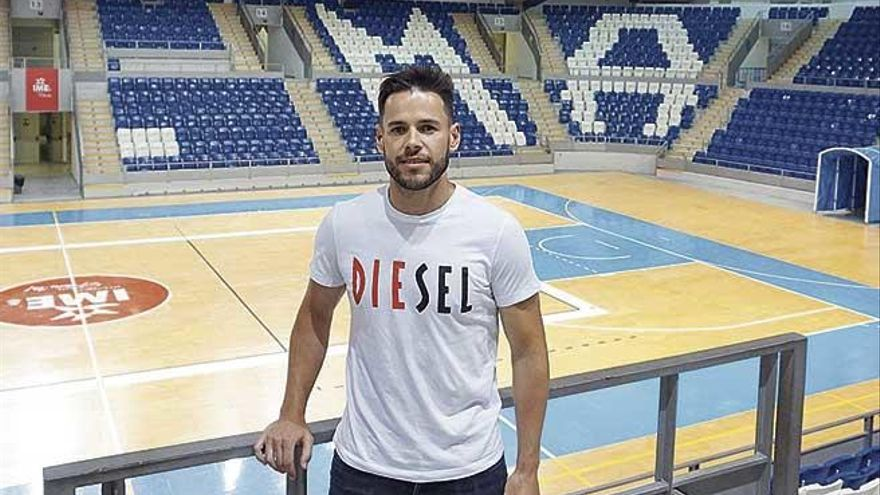 Marlon eleva el nivel del Palma Futsal