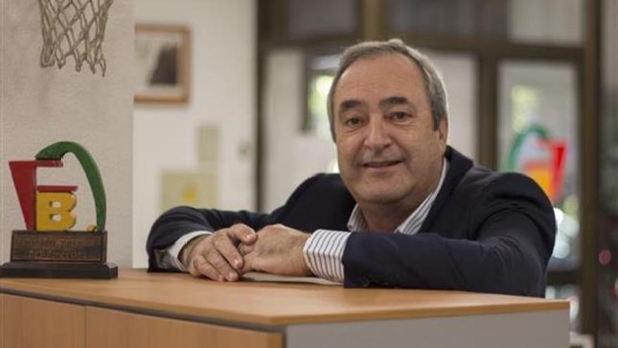 Antonio de Torres seguirá cuatro años más como vicepresidente de la FEB