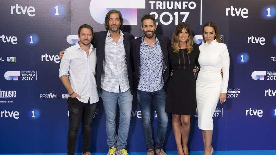 Un 'error' de TVE desvela quiénes son los concursantes de 'OT 2017'