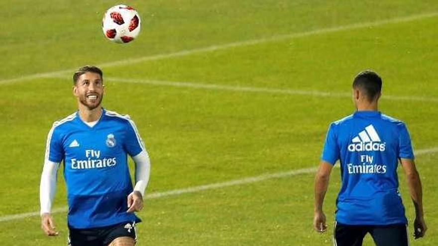 Asensio, baja en el Madrid para la final del Mundial de clubes