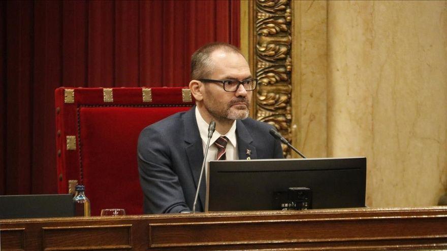 El ibicenco Josep Costa, vicepresidente del Parlament catalán, renuncia al escaño de JxCat