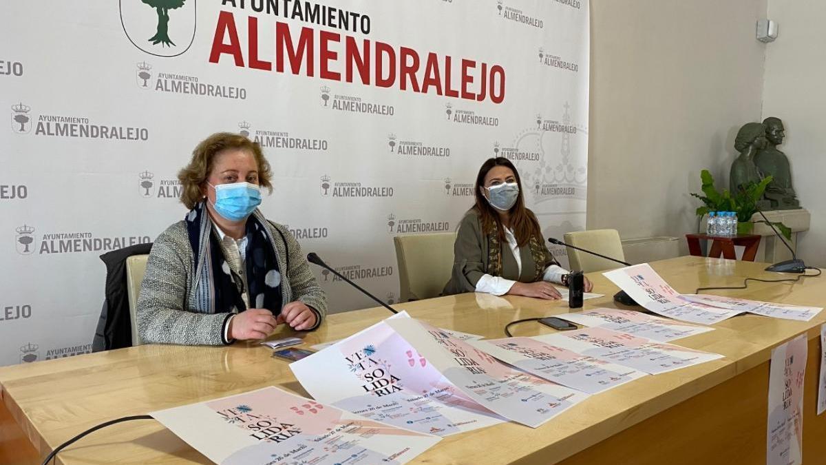 Los comercios de Asemce donan parte de sus ventas al Economato