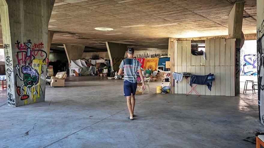 Cort ofrece espacios al IMAS para albergar a personas sin techo