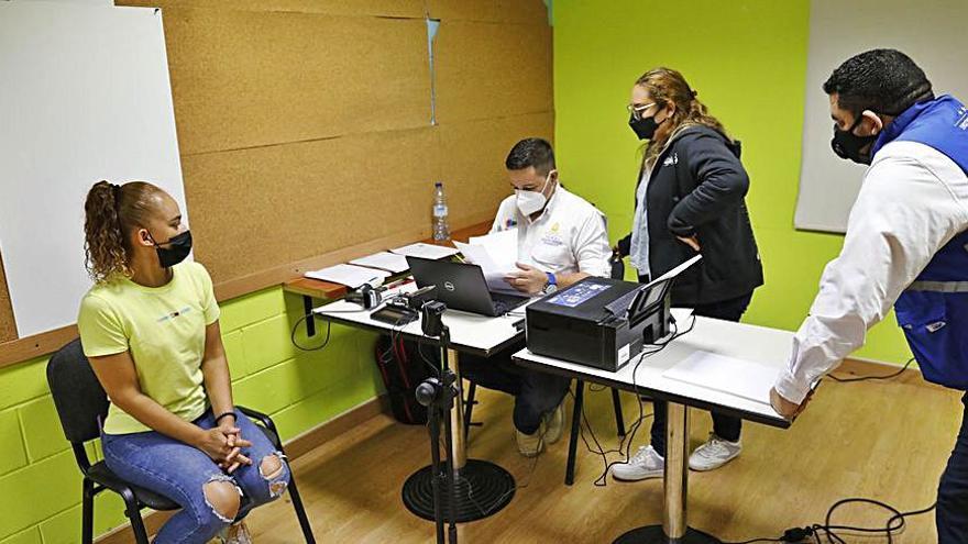 Girona acull el consolat mòbil d'Hondures