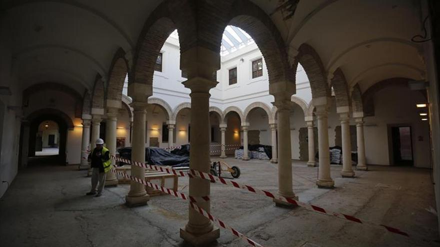 El Palacio de Congresos abrirá sus puertas pero habrá más obras