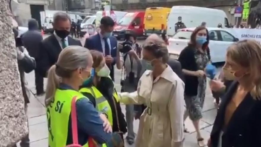 Trabajadores de Ence trasladan su conflicto a la ministra de Trabajo