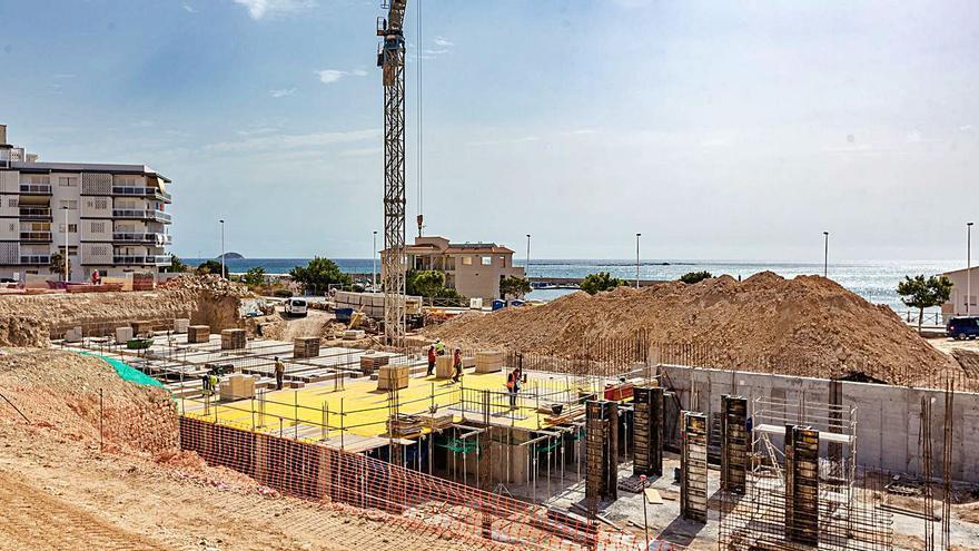 Las obras de dos nuevos colegios en La Vila acaban con décadas de barracones