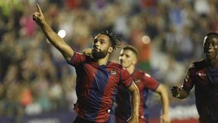 El Levante UD pide a gritos un delantero