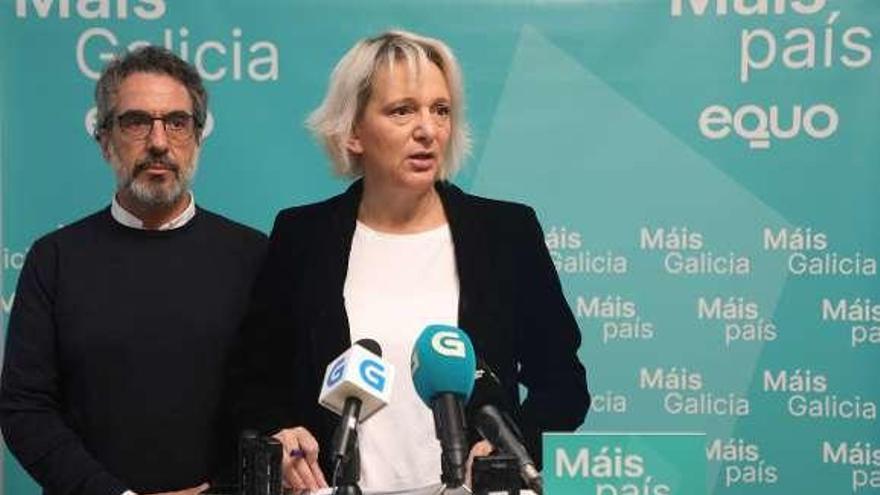 """Bescansa alerta del riesgo de terceras elecciones, """"si no se vota diferente"""""""