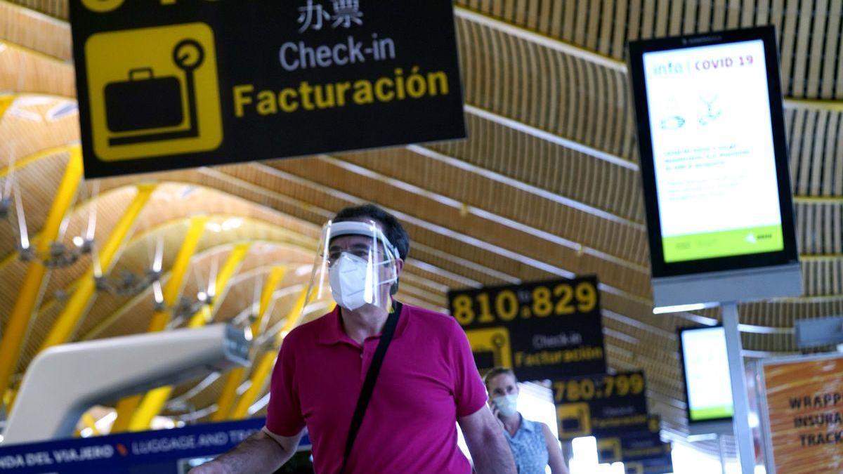 Aena instalará clínicas para pruebas de covid-19 en la zona de salidas de 15 aeropuertos