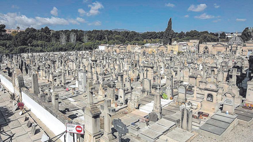 La EFM invertirá 900.000 euros en mejoras en el cementerio de Palma los próximos años