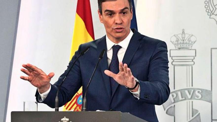 Sánchez prevé 13.200 millones para el coche eléctrico y la sostenibilidad