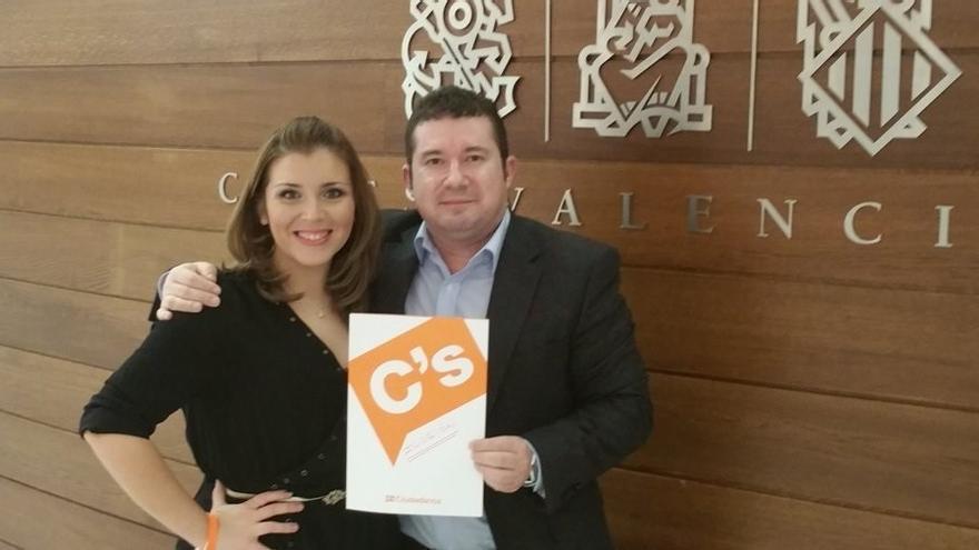 """Argüeso pide pasar al grupo mixto ante el """"cambio ideológico"""" de Cs"""