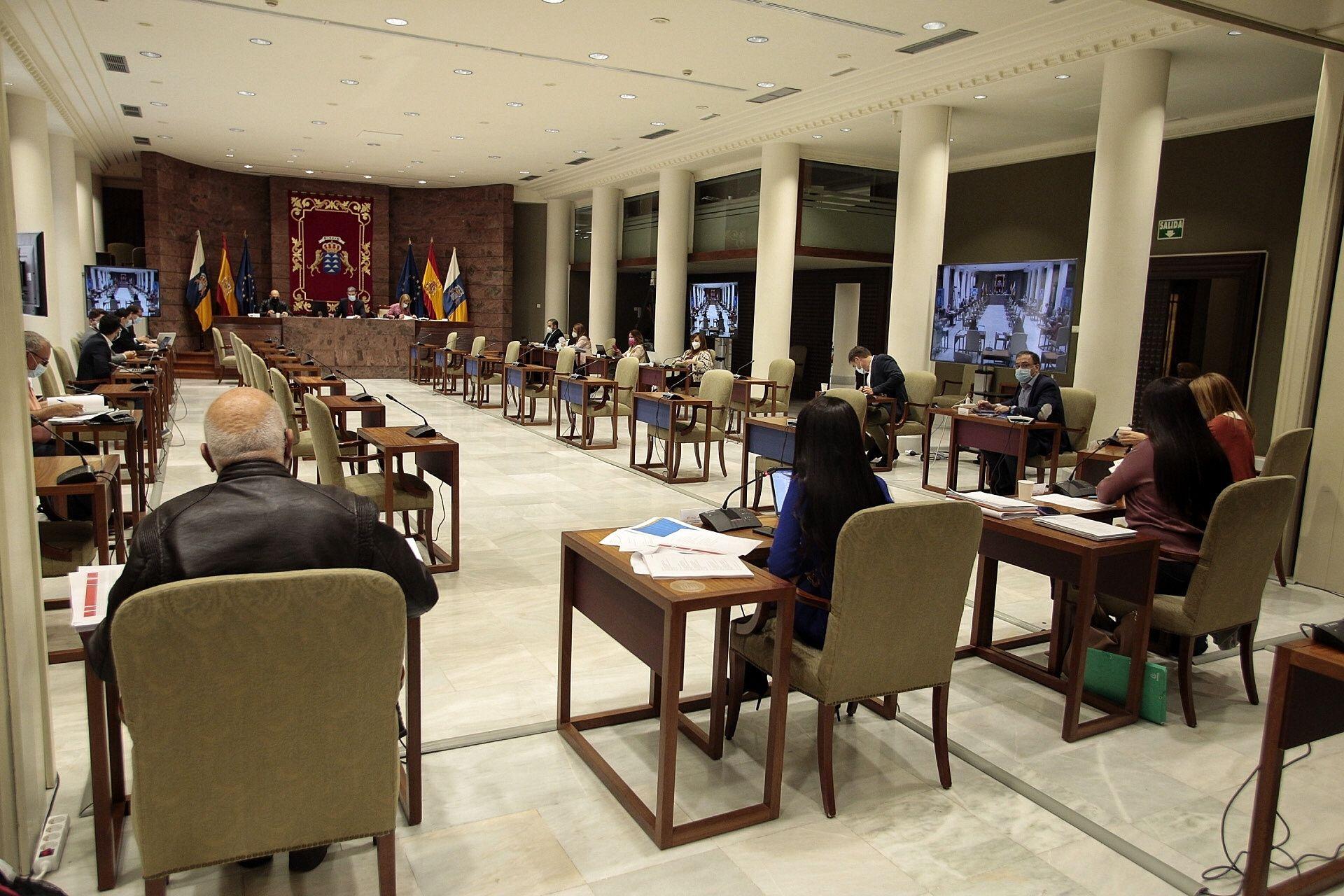 Comisión de Presupuestos y Hacienda
