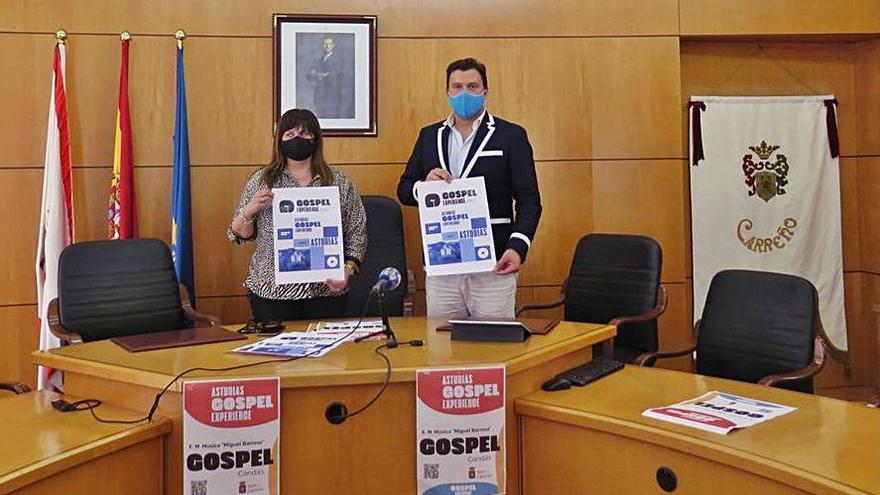 """Candás será la sede del coro """"Asturias Gospel Experience"""""""