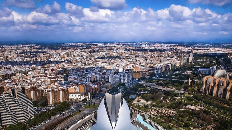 Las joyas arquitectónicas de València, como nunca las habías visto