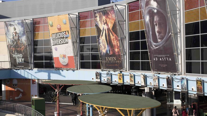 MN4 cierra sus cines temporalmente