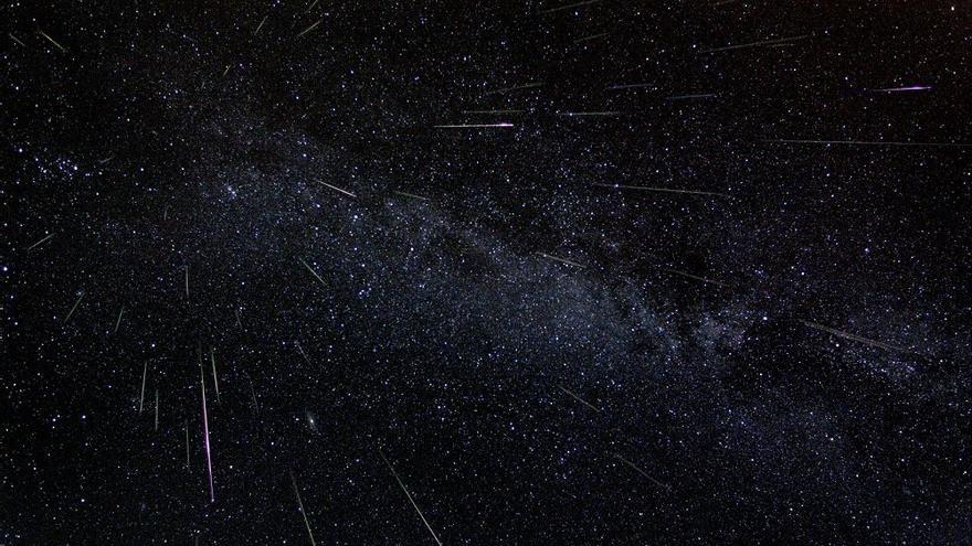 LLuvia de estrellas 2021: punto álgido y mejores sitios para ver las perseidas