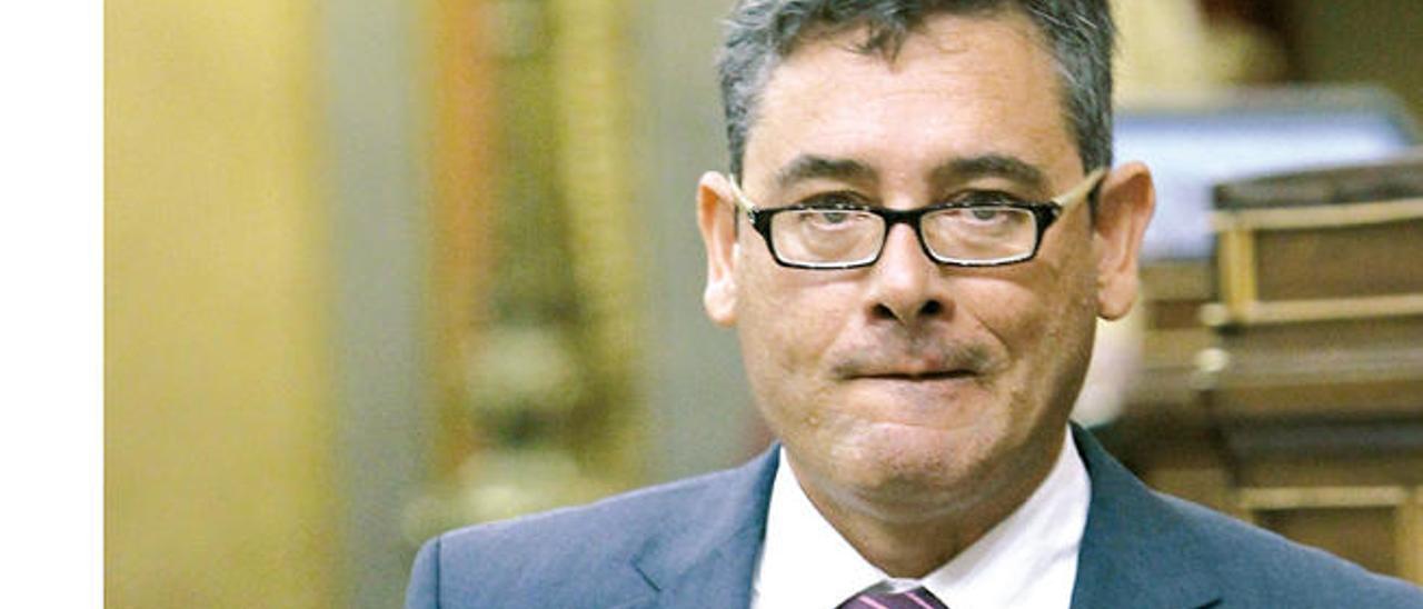 Fernando Ríos abandona CC y crea un nuevo movimiento soberanista canario