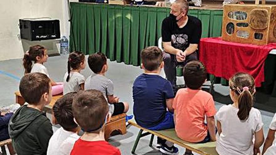 Decidida apuesta por la educación plurilingüe en el CEIP L' Ermita de Benifairó