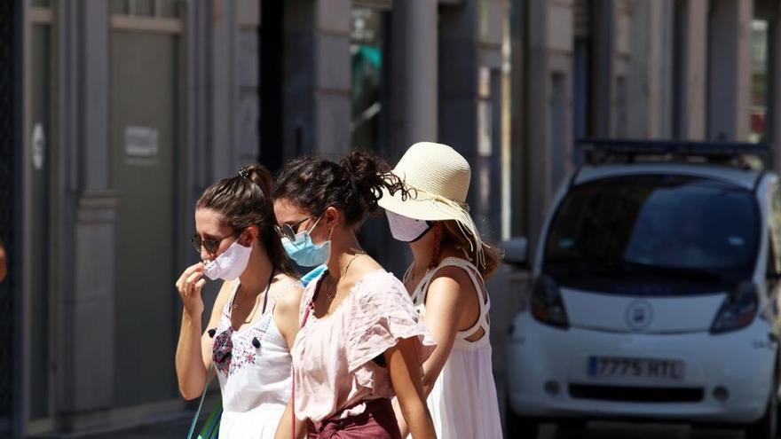 Ningún fallecido con Covid-19 y más de 200 nuevos contagiados en Málaga