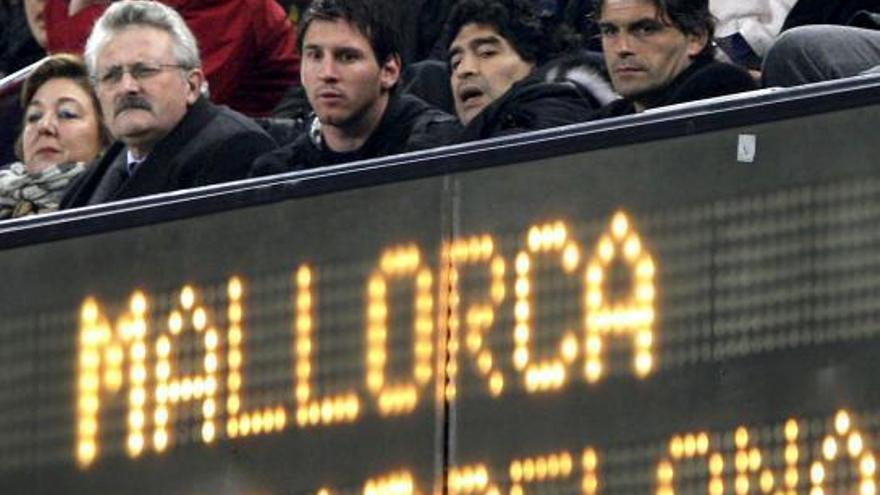 Antonio Trevín, junto Maradona y Messi, los dos más grandes