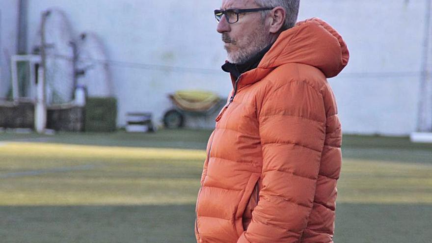 """Jorge Otero: """"Esto tampoco debería suponer un problema muy grande"""""""
