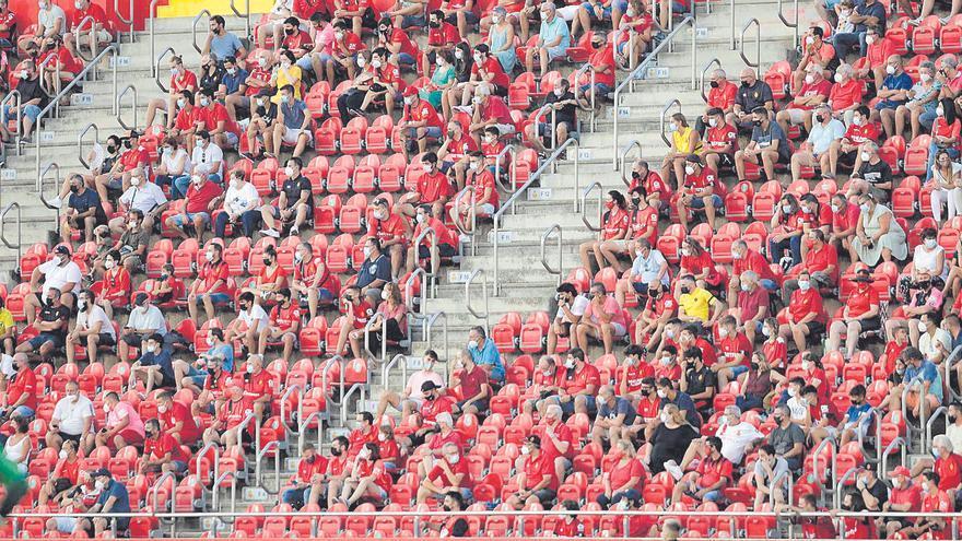 Real Mallorca: «Nunca hemos estado más cerca de quitar las pistas»