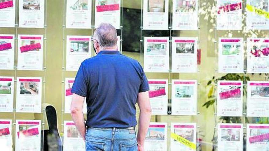 Las hipotecas en Zamora: solo 559 firmadas el año pasado, la cifra más baja de la serie histórica
