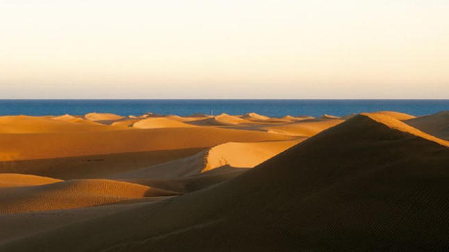 Un maremoto pudo generar las dunas de Maspalomas