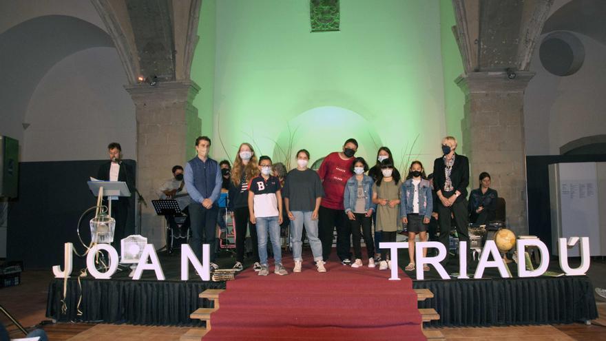 El Ripollès celebra la Gala literària de l'Any Joan Triadú