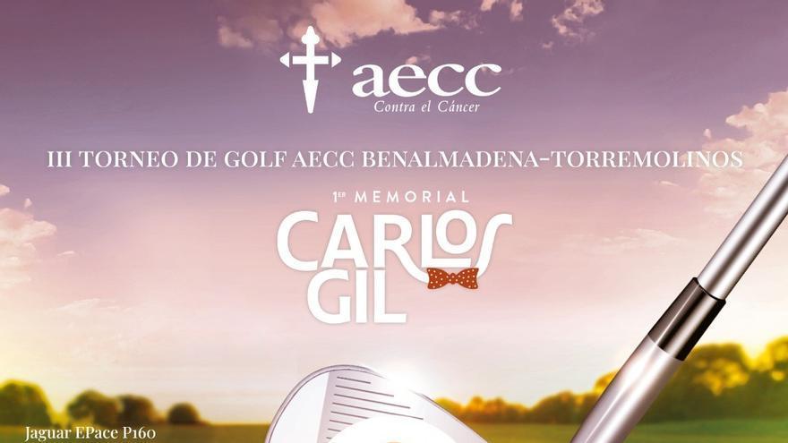 AECC Benalmádena presenta en Torrequebrada su torneo de Golf