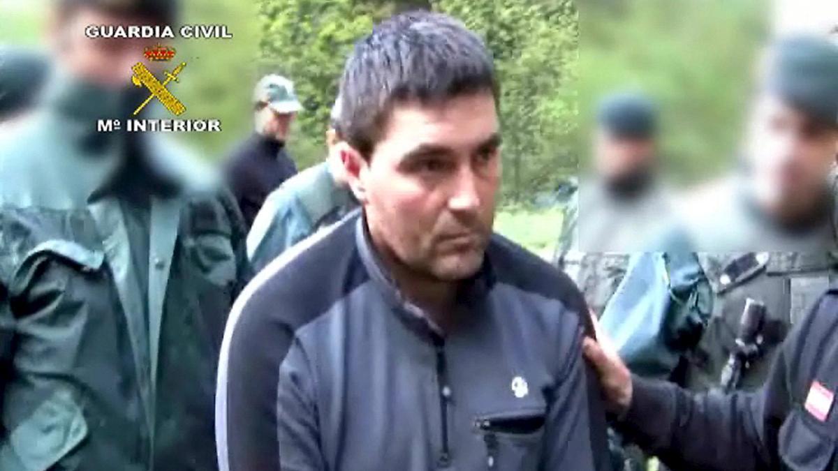 Aitor Esnaola, uno de los presos de ETA.