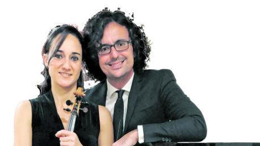 La prolongación de Cristina Gestido en el Jovellanos: concierto de viola junto a Mario Bernardo