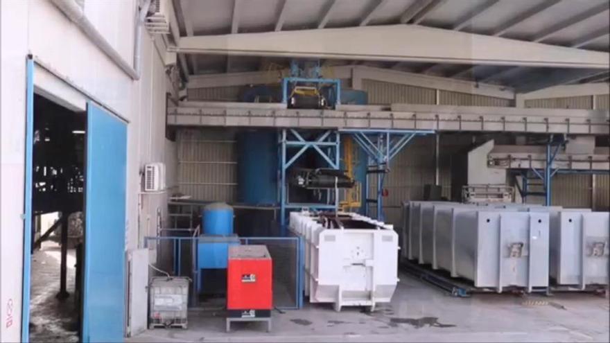 El contenedor marrón llega a Murcia