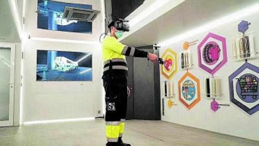 La seguretat viària troba un  bon aliat en la realitat virtual