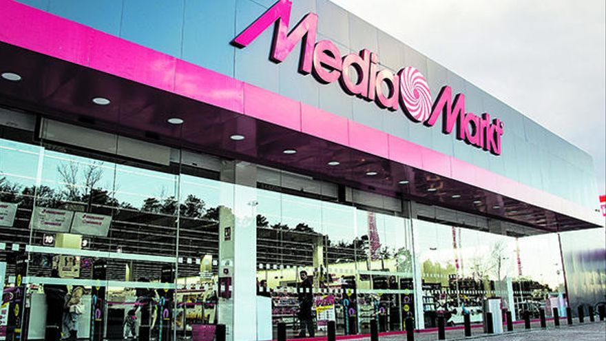 Mediamarkt dona a conèixer als gironins la seva nova oferta de «smartphones» recondicionats