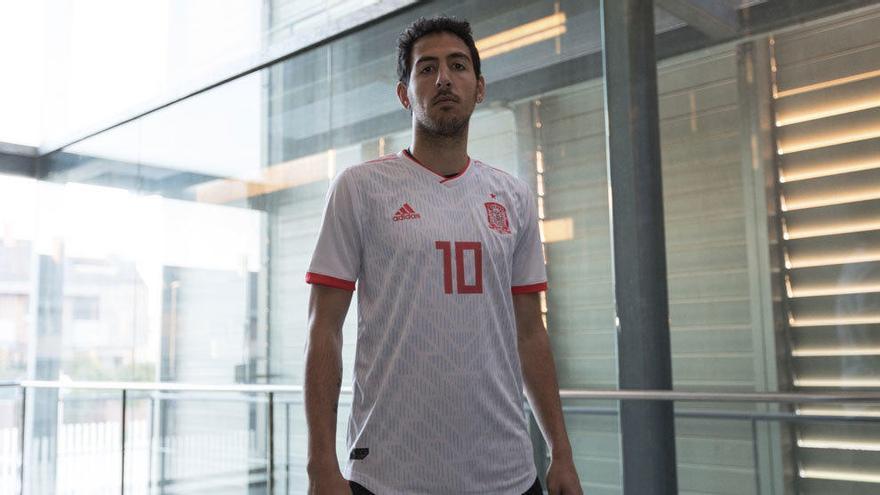 """Parejo: """"Mi juego va bien con esta selección española"""""""