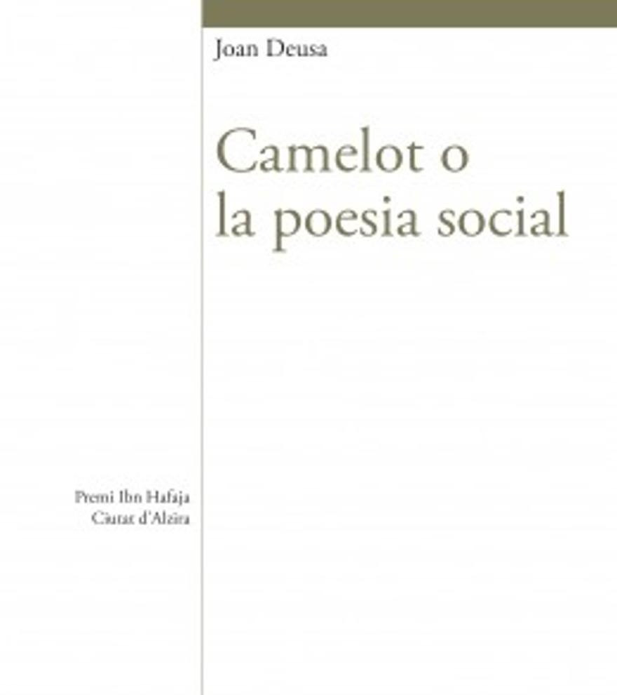56 Fira del Llibre de València: Presentación libro Camelot o la poesia social